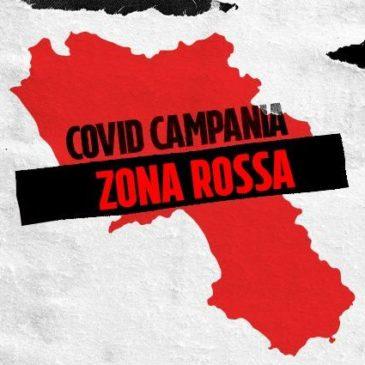 In Campania l'indice RT scende sotto l'1, possibile passaggio ad altra zona