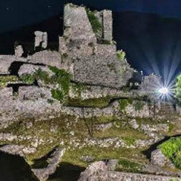 Immagini dal Sannio: il fascino del Castello di Gioia Sannitica, tra leggenda e realtà