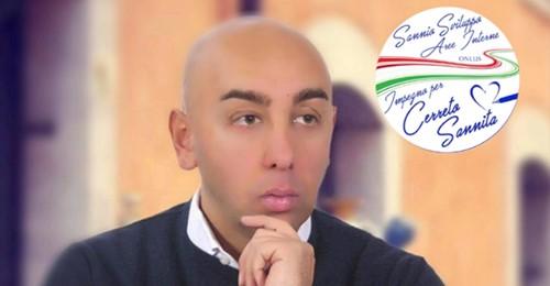 """Cerreto Sannita, Ciaburri: """"La comunità ha bisogno di unità e persone serie"""""""