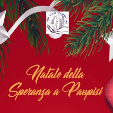 Natale a Paupisi: ecco il programma delle iniziative