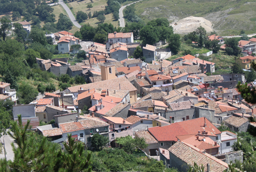 Immagini dal Sannio: Pietraroja, il borgo antico delle eccellenze