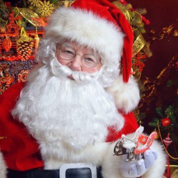 L'OMS tranquillizza i bambini: Babbo Natale è immune al covid e potrà viaggiare