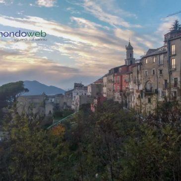 Immagini dal Sannio: Guardia Sanframondi, Città del Vino che ha conquistato gli stranieri