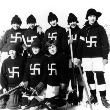 La svastica prima del Nazismo era un simbolo di pace e di benessere