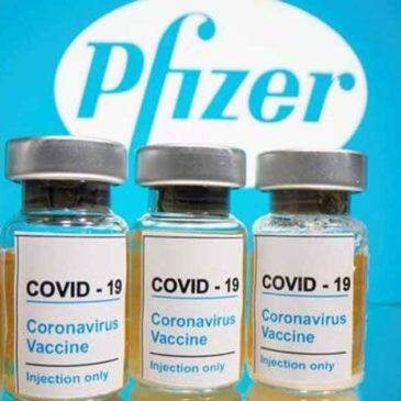 Pfizer: sì a vaccinazioni dai 6 mesi agli 11 anni a inizio 2022