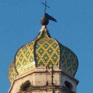 Guardia Sanframondi: la chiesa gioiello che brilla di luce propria