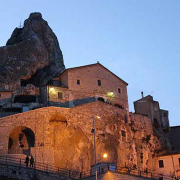 Immagini dal Sannio: Pietracupa, la piccola Betlemme molisana