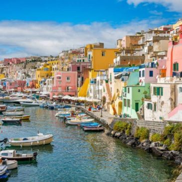 Procida Capitale Italiana Cultura 2022: le congratulazione dell'Anpci