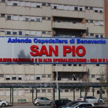 Covid al San Pio: decessi a Cerreto Sannita, San Leucio del Sannio e San Felice a Cancello