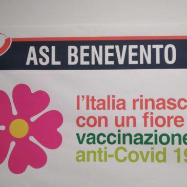 Open day vaccinale in Valle Telesina e nel Sannio, senza prenotazione