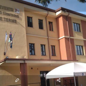 Cambi direzione sanitaria ASL BN: il dott. Pietro Altieri lascia Telese Terme