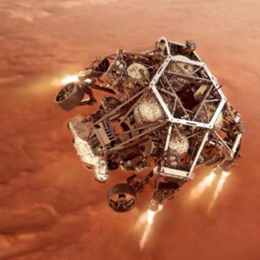 Perseverance: oggi l'arrivo su Marte alla ricerca di tracce di vita
