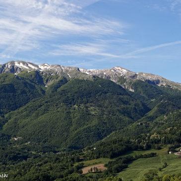 Immagini dal Sannio: Monte Miletto, il tetto del Molise