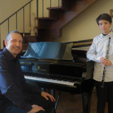 Airola, nuove affermazioni per il giovane oboista Salvatore Ruggiero