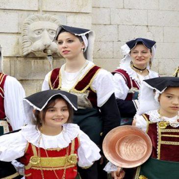 Immagini dal Sannio: il costume e gli accessori della tradizione molisana