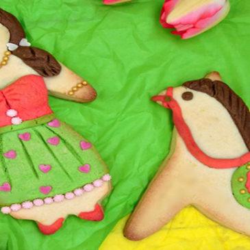 Immagini dal Sannio: la pupa, il cavallo e il cuore, specialità pasquali
