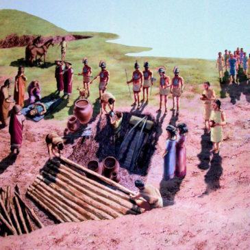 Immagini dal Sannio: il Ver Sacrum, primavera sacra dei Sanniti