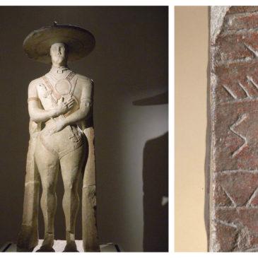 Immagini dal Sannio: il Guerriero di Capestrano, simbolo dell'eroismo sannita-piceno
