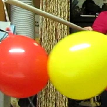 Prof. Franco Gismondi, semplici esperimenti di fisica per i bambini