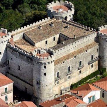Immagini dal Sannio: il magico percorso del castelli della Pentria