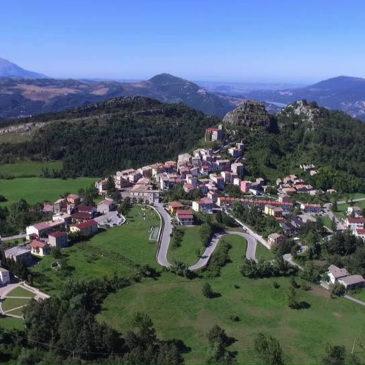 Immagini dal Sannio: il borgo di Rosello e l'Abetina, splendido bosco monumentale