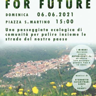 """""""Cerreto for Future"""", passeggiata ecologica di comunità per ripulire le strade del paese"""