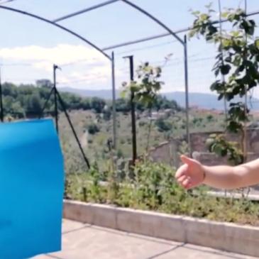 """Franco Gismondi, esperimento di fisica per i bambini: """"Lo specchio che incendia"""""""