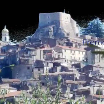 Immagini dal Sannio: il percorso matesino e sannita del Giro d'Italia