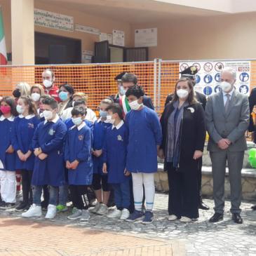 Puglianello, inaugurazione della nuova scuola primaria