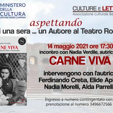 """Benevento: """"Metti una sera… un autore al Teatro Romano"""""""