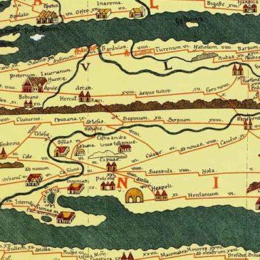 Immagini dal Sannio: Aequum Tuticum, l'antico snodo viario di origine sannitica