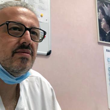 Castelvenere, open day: Alfonso Verrillo ringrazia il direttore dell'Asl di Benevento