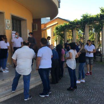 """Vaccinazioni: """"boom"""" per l'Open Day a Castelvenere"""