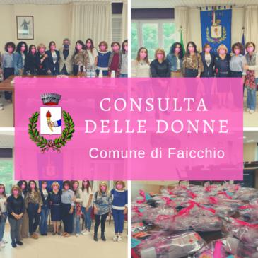 Il Comune di Faicchio istituisce la Consulta delle Donne