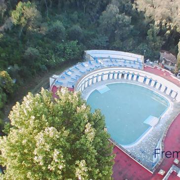 Storia e proprietà curative dell'acqua sulfurea di Telese Terme