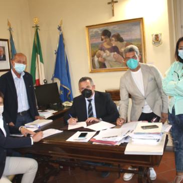 Manutenzione strada provinciale 84: protocollo d'intesa Puglianello – Faicchio