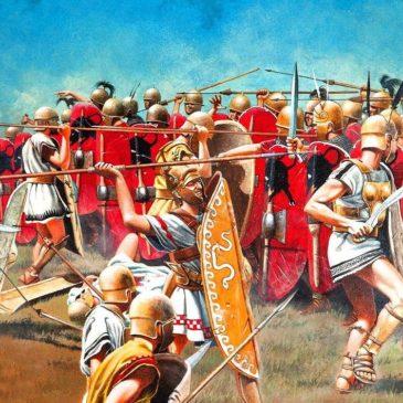 Immagini dal Sannio: i bellicosi Safineis e le tre guerre sannitiche