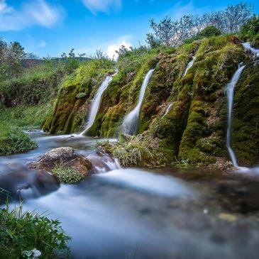 Immagini dal Sannio: Santa Maria del Molise, splendida risorsa del turismo dell'acqua
