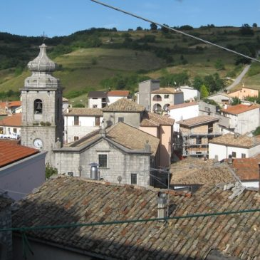 Immagini dal Sannio: Rionero Sannitico, borgo di cornuti e pellegrini