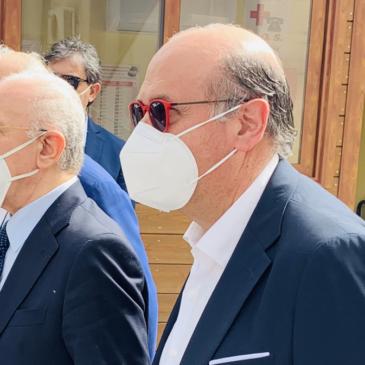 """Fernando Errico: """"Il San Pio un'eccellenza extraregionale. Ora investire sulla medicina territoriale"""""""