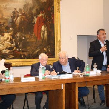 Provincia, il Presidente Di Maria alla presentazione del libro di Futuridea
