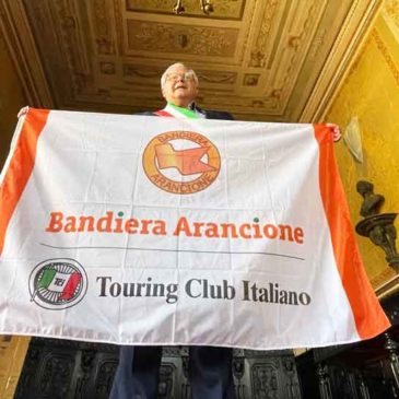 Sant'Agata de'Goti  è ancora Bandiera Arancione del TCI