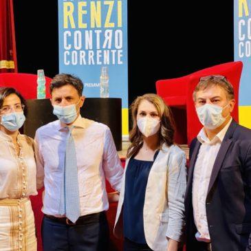 Italia Viva, Izzo e Tessitore a Napoli da Renzi