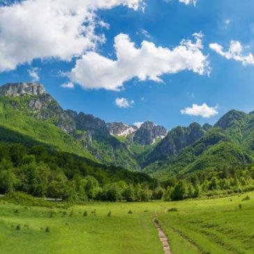 Immagini dal Sannio: il Molise, regione verde e sostenibile d'Italia