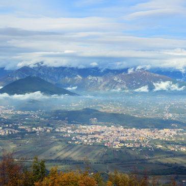 Immagini dal Sannio: la Valle Telesina, una grande città fra Taburno e Matese