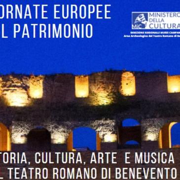 Storia, cultura, arte e musica al Teatro Romano di Benevento