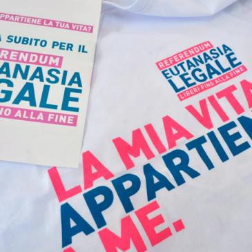 Benevento, raccolta firme per il referendum sull'eutanasia legale