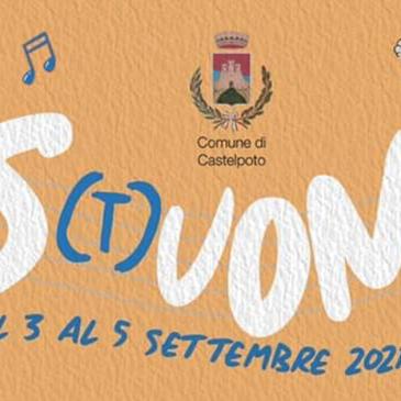 Castelpoto, S(t)uoni: tre giorni densi di musica e teatro