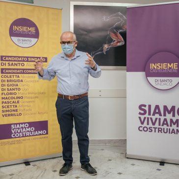 """Castelvenere, Di Santo: """"Subito attivi servizio mensa e trasporti scolastici"""""""