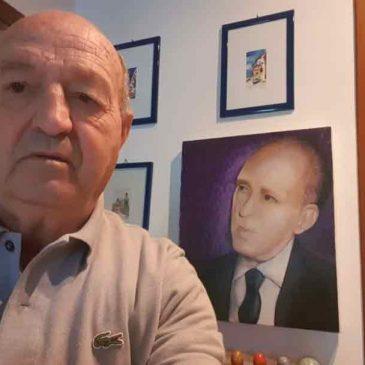 """Annibale Mancinelli insignito dell'onorificenza """"Eccellenze stilistiche 2021"""""""